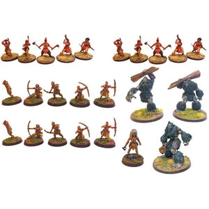 Mythic Americas: Tribal Nations - Warband Starter Set (pre-order)