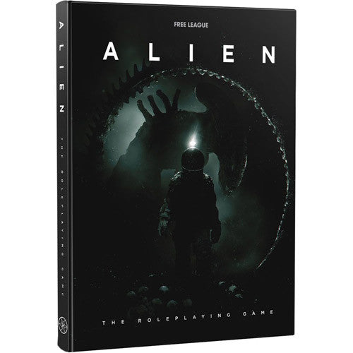 Alien RPG : core rulebook