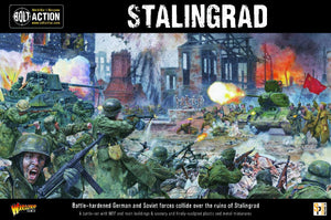 Bolt Action - Stalingrad : battle set