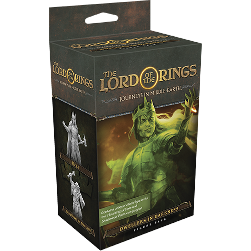 The Lord of the Rings : Journeys in Middle Earth: Dwellers in Darkness Figure Pack