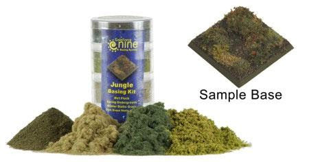 Jungle basing kit