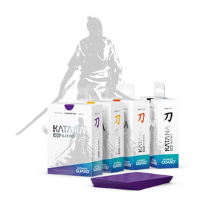 Ultimate Guard : Katana premium protection (9 variants)