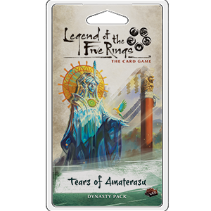 Legend of the Five Rings - LCG : Tears of Amaterasu Dynasty Pack