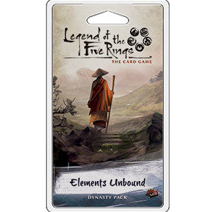 Legend of the Five Rings - LCG : Elements Unbound Dynasty pack