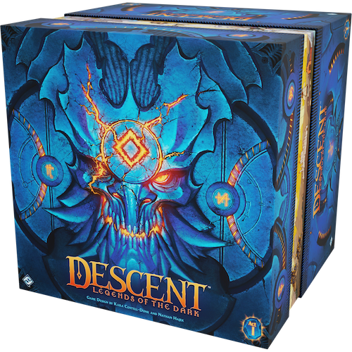 Descent : Legends of the Dark (pre-order)