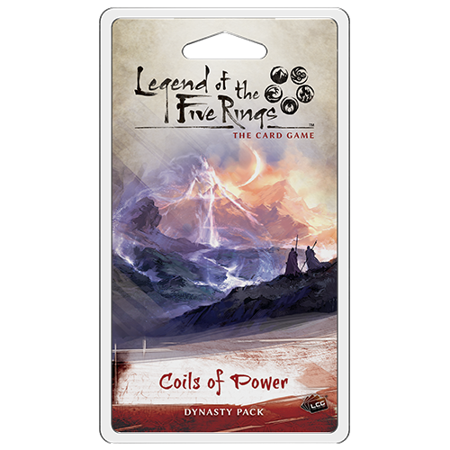 Legend of the Five Rings - LCG : Coils of Power
