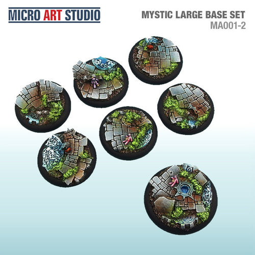 Micro Art Mystic Large Bases