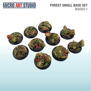 Micro Art Forest Small Bases