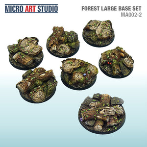 Micro Art Forest Large Bases
