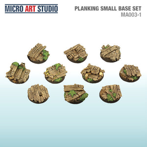 Micro Art Planking Small Bases
