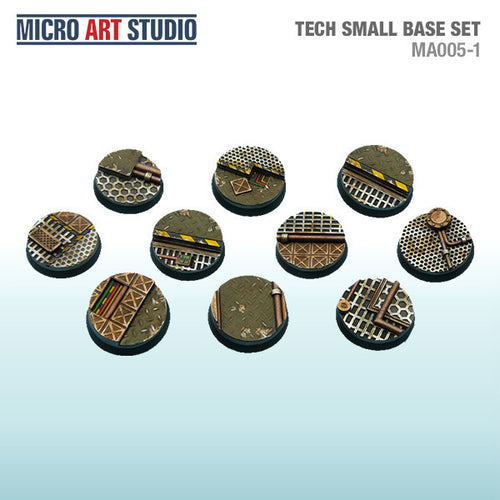 Micro Art Tech Small Bases