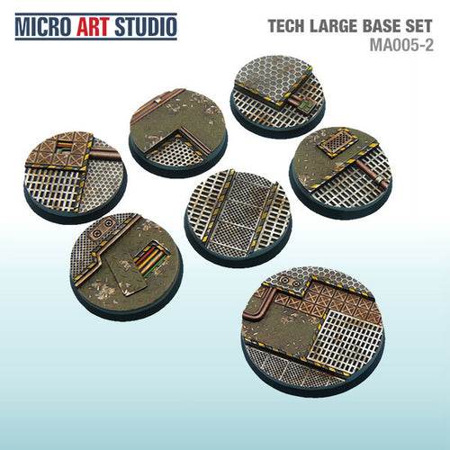 Micro Art Tech Large Bases