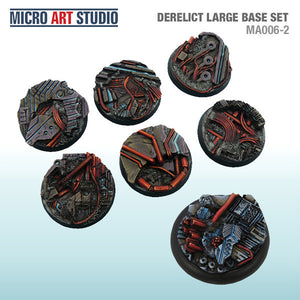 Micro Art Derelict Large Bases
