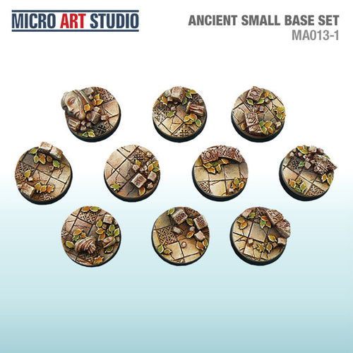 Micro Art Ancient Small Bases