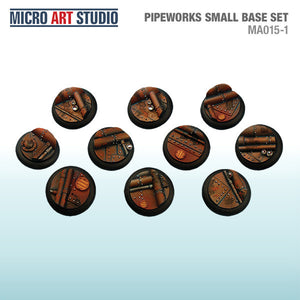 Micro Art Pipeworks Small Bases