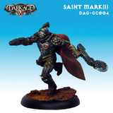 Forsaken: Saint Mark Faction Box