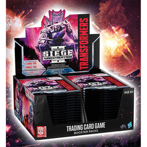 Transformers TCG : War For Cybertron: Siege II Booster Box