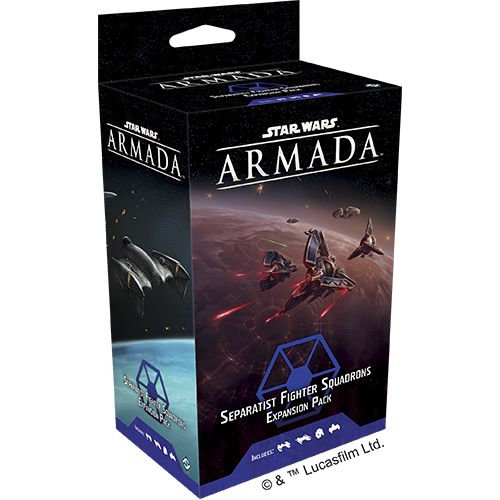 Star Wars: Armada - Sepratist fighter squadrons