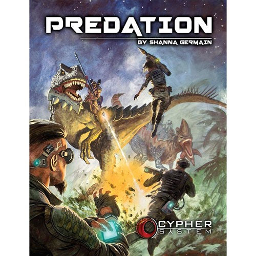 Predation (Cypher System)