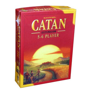 Catan :  5-6 player expansion