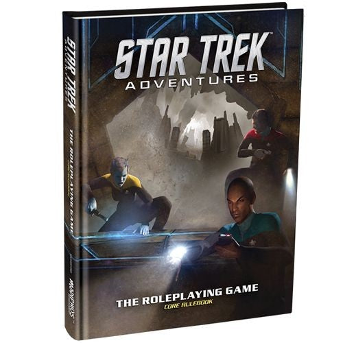 Star Trek Adventures RPG : Core Rulebook