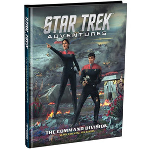 Star Trek Adventures RPG : The Command Division