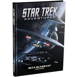 Star Trek Adventures RPG : Beta Quadrant
