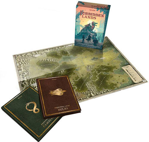 Forbidden Lands RPG: RPG Box Set