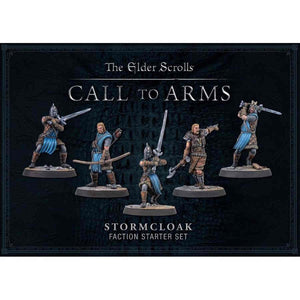 The Elder Scrolls: Call to Arms - Stormcloak faction starter