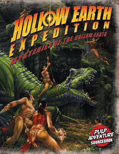 Hollow Earth Expedition - Mysteries of the Hollow Earth