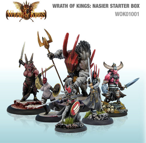 House Nasier Starter Box