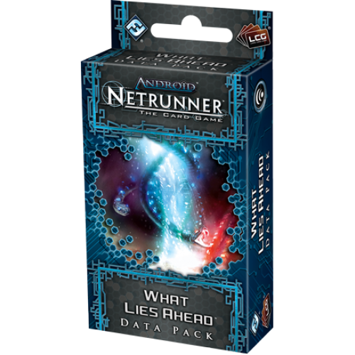 Android Netrunner -  Data Pack : What Lies Ahead