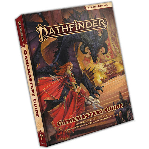 Pathfinder - Gamemastery Guide