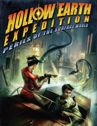 Hollow Earth Expedition - Perils of the Surface World