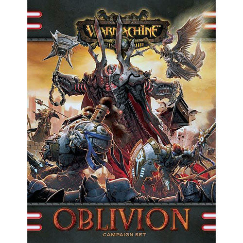 Warmachine Oblivion Campaign Set