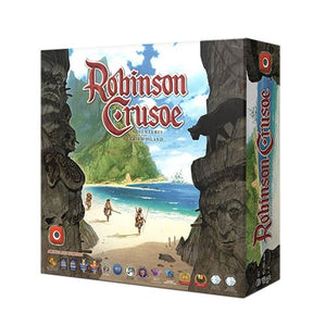 Robinson Crusoe : Adventures on the Cursed Island