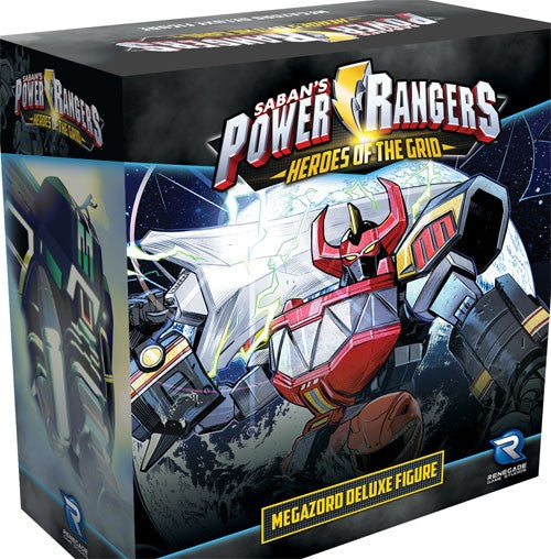Power Rangers : Heroes of the Grid - Megazord (August 2019)