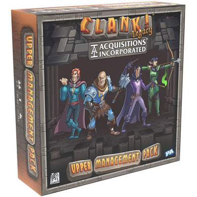 Clank! Aquisitions Incorporated