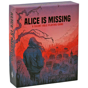 Alice is Missing: a silent rpg