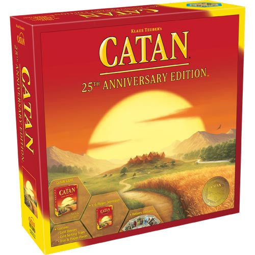 Catan : 25th Anniversary Edition