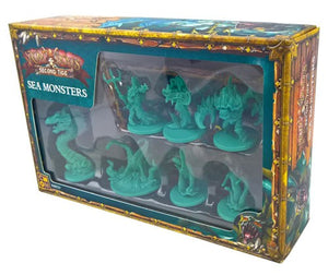 Rum & Bones : Second Tide Sea Monsters