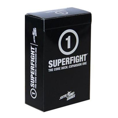Superfight the Core Deck 1