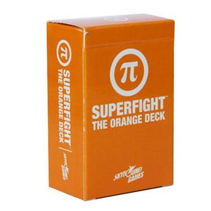 Superfight the Orange Deck