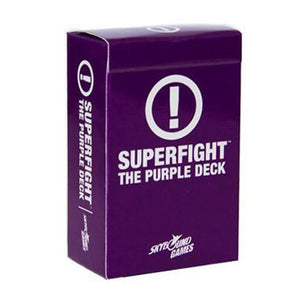 Superfight the Purple Deck
