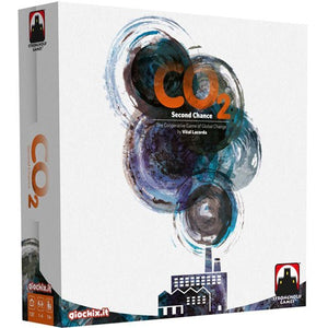 CO2: Second Chance Boardgame
