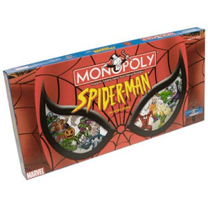 Spiderman Monopoly