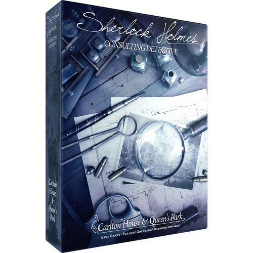 Sherlock Holmes: Consulting Detective - Carlton House & Queen's Park