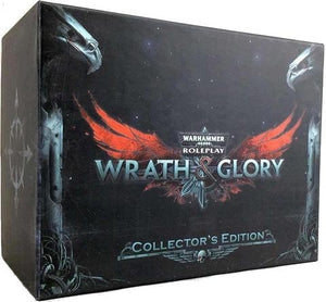 Wrath & Glory RPG - collector's edition bundle