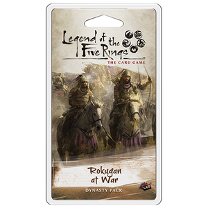 Legend of the Five Rings - LCG : Rokugan at War