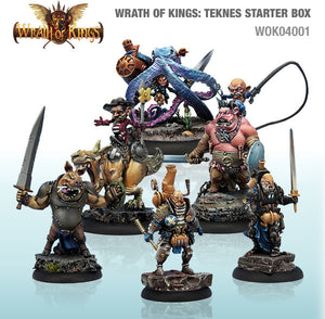 House Teknes Starter Box